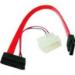 Microconnect Slim/Mini SATA - SATA + Power