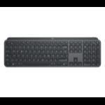 Logitech MX Keys keyboard RF Wireless + Bluetooth QWERTY UK English Black