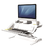 Fellowes 8081101 desktop sit-stand workplace DD