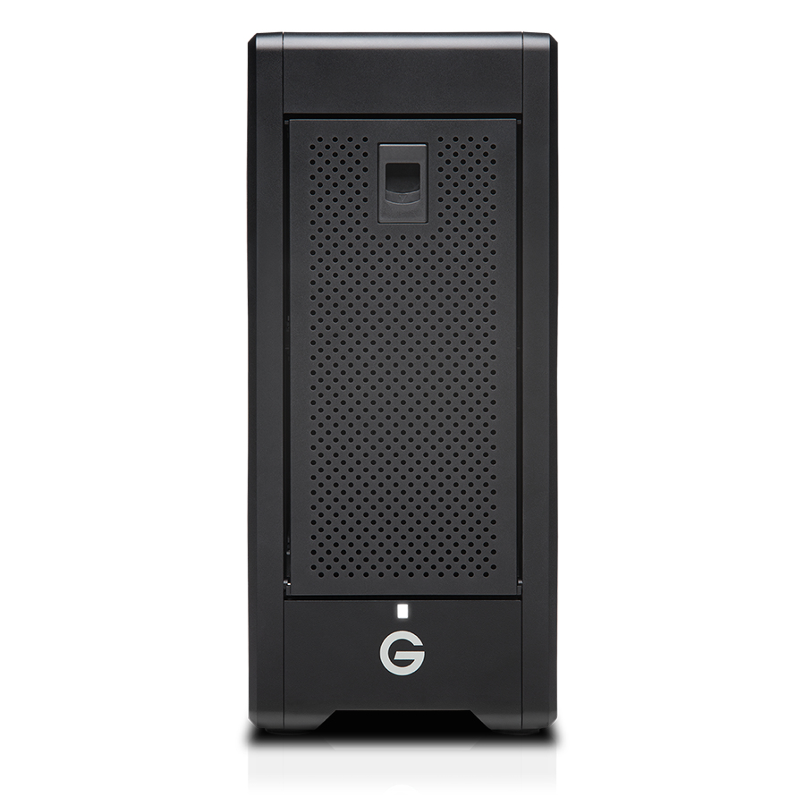 G-Technology G-SPEED Shuttle XL unidad de disco multiple 80 TB Escritorio Negro