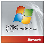 HP Windows Small Business Server 2008 Standard Edition ROK