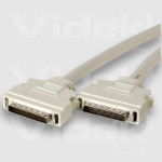 Videk HP DB50M to HP DB50M 0.5m SCSI cable