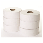 White Box WB JUMBO TOILET ROLL 2 PLY 300M PK6