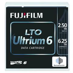 Fujifilm LTO Ultrium 6 Library Pack 2500 GB 1.27 cm