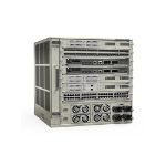 Cisco Catalyst 6807-XL 10U Grey network equipment chassis