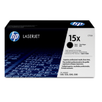 HP 15X Original Zwart 1 stuk(s)