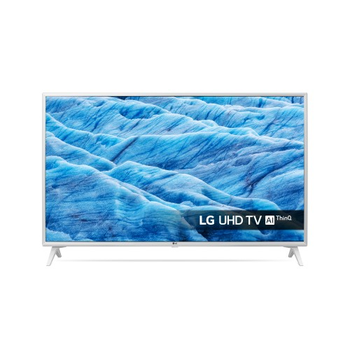 "LG 49UM7390 124.5 cm (49"") 4K Ultra HD Smart TV Wi-Fi White"