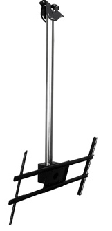 Peerless MOD-FPSKIT150 signage display mount Black