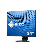 "EIZO FlexScan EV2456 24.1"" Full HD IPS Black computer monitor EV2456-BK"