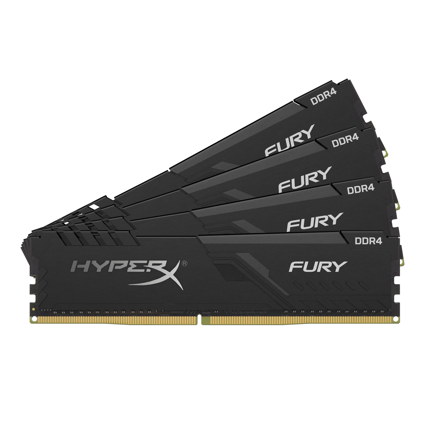HyperX FURY HX430C15FB3K4/64 memory module 64 GB DDR4 3000 MHz