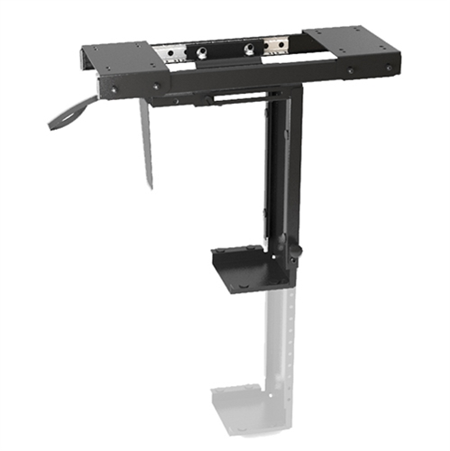 Brateck Adjustable Under-Desk CPU Mount