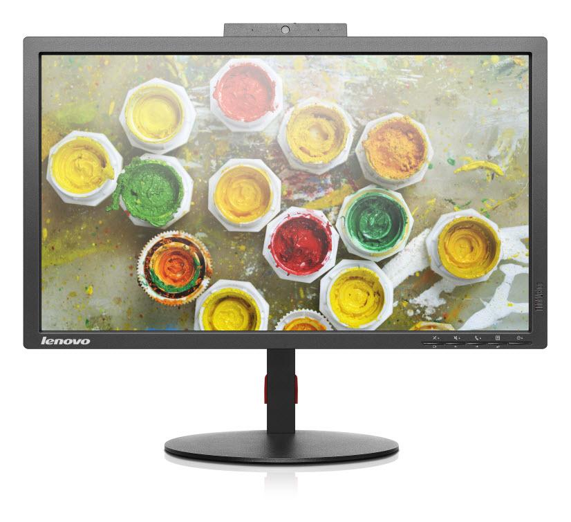 """Lenovo ThinkVision T2224z 21.5"""" Full HD IPS Black"""