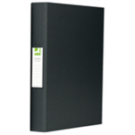 Q-CONNECT Q CONNECT A4 2 RING BINDER PP BLK