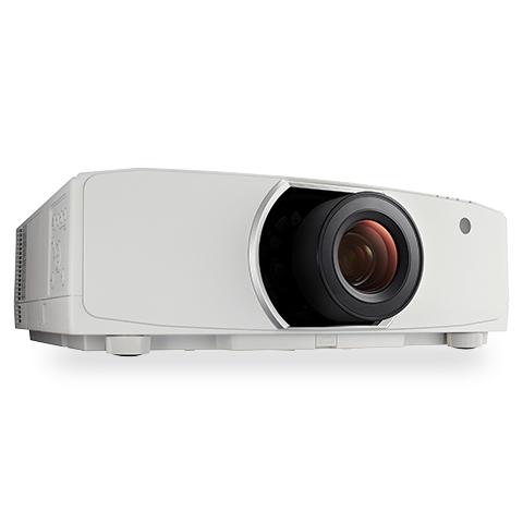 NEC PA853W data projector 8500 ANSI lumens LCD WXGA (1280x800) Desktop projector White