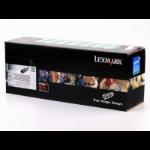 Lexmark 24B5804 Toner cyan, 10K pages