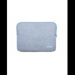 "Urban Factory MSN01UF maletines para portátil 30,5 cm (12"") Funda Azul"