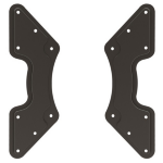 Newstar VESA Conversion Plate - VESA 200x200 to 400x200 or 400x400, Black FPMA-VESA440