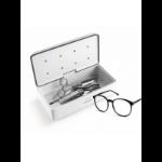 V7 Esterilizador UV profesional, caja esterilizadora UV 59S con 8 LED UVC, esterilización rápida al 99,9 %, adecuado para móviles, gafas, máscaras, productos cosméticos.