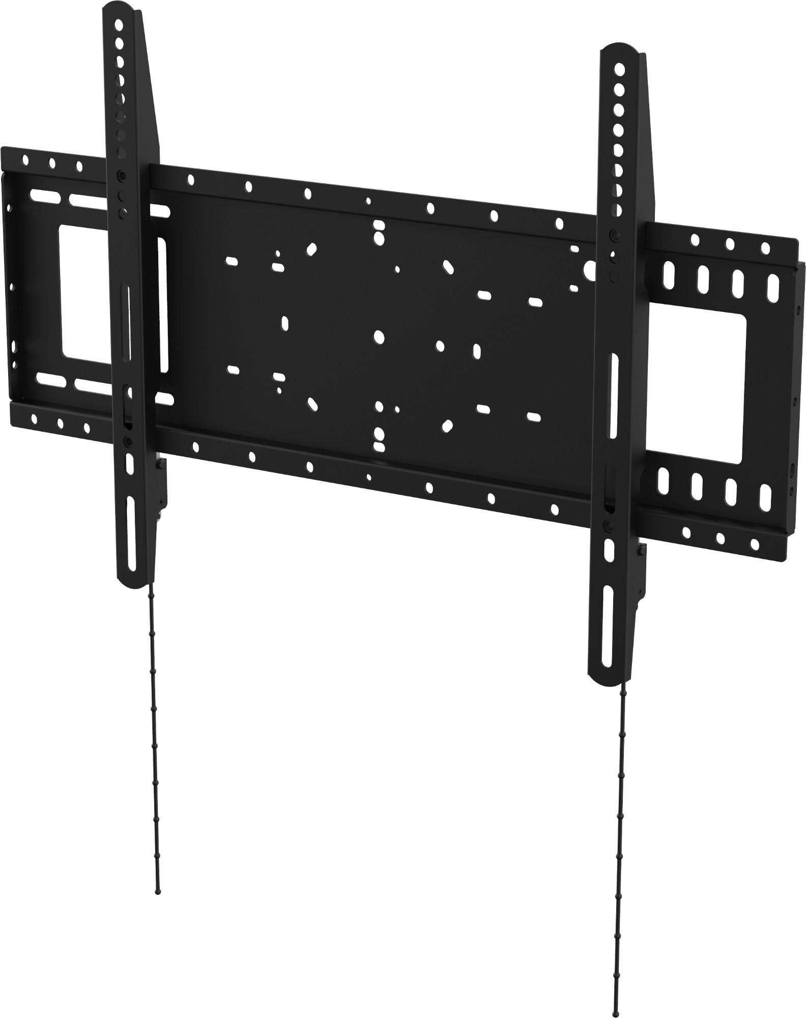 "Vision VFM-W6X4 soporte de pared para pantalla plana 190,5 cm (75"") Negro"