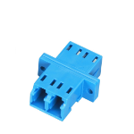 Black Box FOT126 fiber optic adapter LC/LC Blue