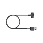 Fitbit FB-164RCC Black Charging cable activity tracker accessory