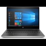 "HP ProBook x360 440 G1 Zilver Hybride (2-in-1) 35,6 cm (14"") 1920 x 1080 Pixels Touchscreen Intel® 8ste generatie Core™ i7 i7-8550U 8 GB DDR4-SDRAM 256 GB SSD"