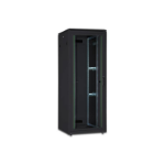 Digitus DN-19 36U-8/8-B-1 rack cabinet Freestanding rack Black