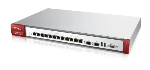 Zyxel ATP800 hardware firewall 8000 Mbit/s 1U