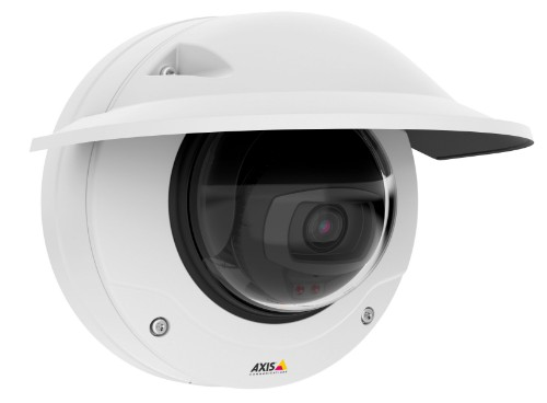 Axis Q3515-LVE IP security camera Outdoor Dome White 1920 x 1080 pixels