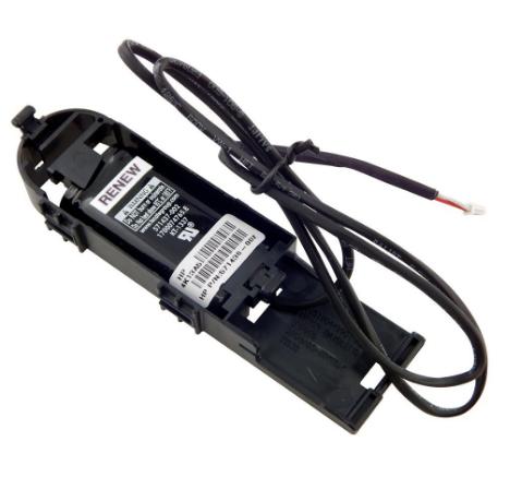 Hewlett Packard Enterprise 587324-001 Black capacitor