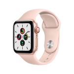 Apple Watch SE 40 mm OLED 4G Gold GPS (satellite)