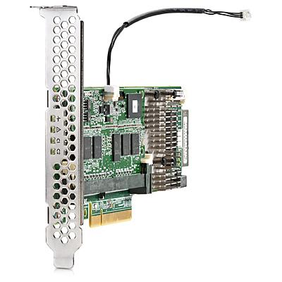 Hewlett Packard Enterprise Smart Array P440/4GB FBWC 12Gb 1-port Int SAS RAID controller PCI Express x8 3.0 12 Gbit/s