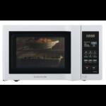 Daewoo KOR6L6BD Countertop 20L 800W White microwave