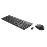 HP N3R88AT keyboard RF Wireless Black