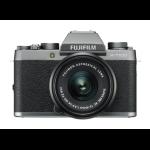 Fujifilm X T100 + XC 15-45mm F/3.5-5.6 OIS PZ MILC 24.2MP CMOS 6000 x 4000pixels Silver