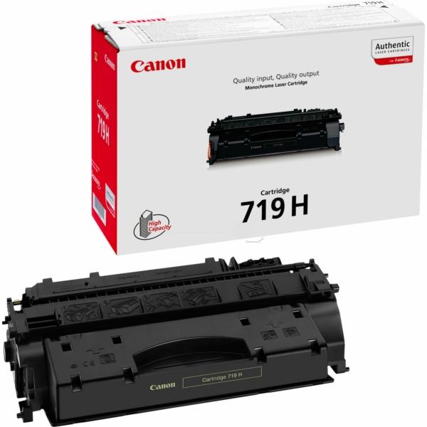Canon 3480B002 (719H) Toner black, 6.4K pages