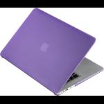 "eSTUFF ES82111 13"" Hardshell case Purple, Translucent notebook case"