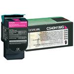 Lexmark C540H1MG Toner magenta, 2K pages