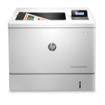 HP LaserJet Color Enterprise M553n Colour 1200 x 1200DPI A4 Grey B5L24A#B19