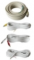 Vision TC2-LT15MCABLES 15m White video cable adapter