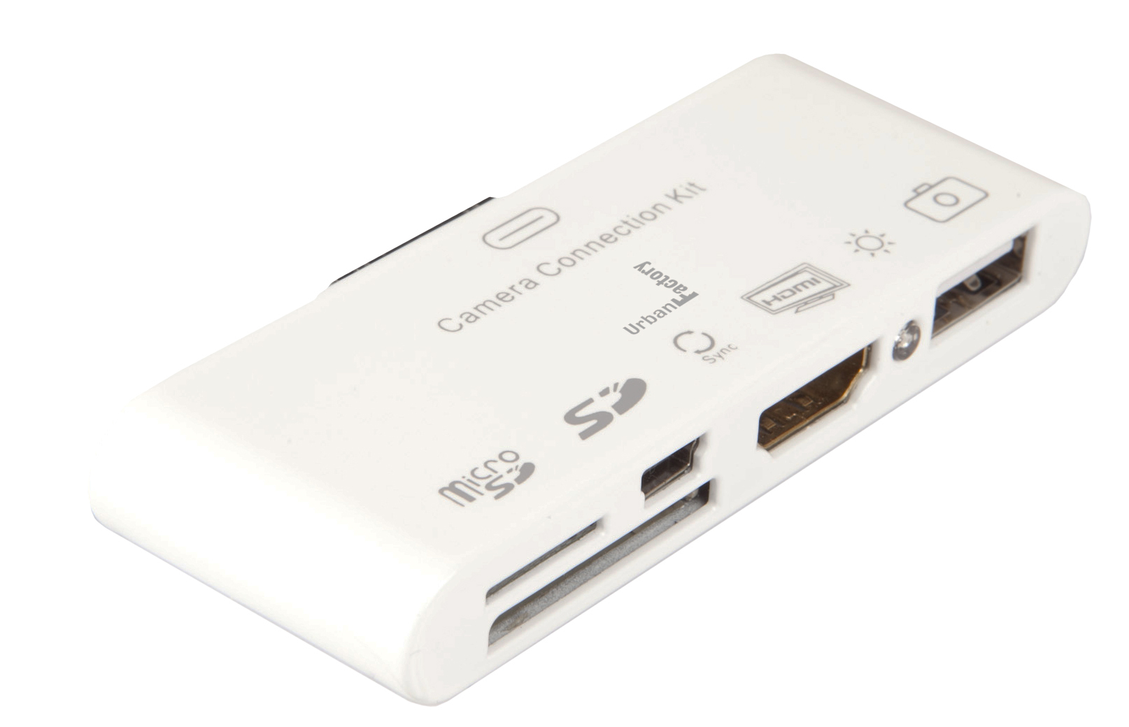 Urban Factory ICR05UF HDMI,USB 2.0 interface cards/adapter
