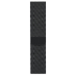 Apple 42mm Milanese Loop - Watch strap - space black - for Watch (42 mm)
