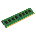 Kingston Technology ValueRAM 4GB DDR3-1600 geheugenmodule 1 x 4 GB 1600 MHz