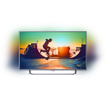 "Philips 6000 series 55PUS6272/05 LED TV 139.7 cm (55"") 4K Ultra HD Smart TV Wi-Fi Black"