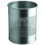 Durable 3310 15L Metallic waste basket
