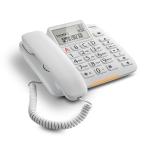 Gigaset DL380 Teléfono analógico Blanco Identificador de llamadas