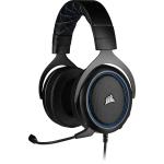 Corsair HS50 Pro Stereo Headset Head-band Black,Blue