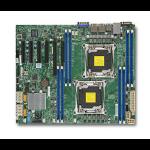 Supermicro X10DRL-i server/workstation motherboard LGA 2011 (Socket R) Intel® C612 ATX