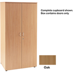 JEMINI FF JEMINI 2000MM DOOR PACK OAK