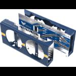 Sapphire 4N002-01-20G hardwarekoeling Graphics card Backplate